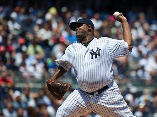 3. Carsten Charles GÇ£CC_ Sabathia, Jr. GÇô Baseball