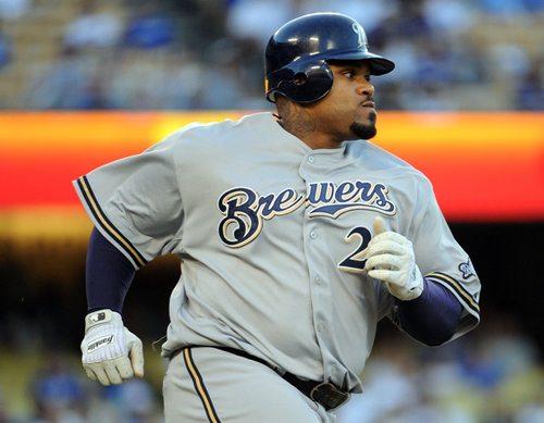 5. Prince Fielder GÇô Baseball