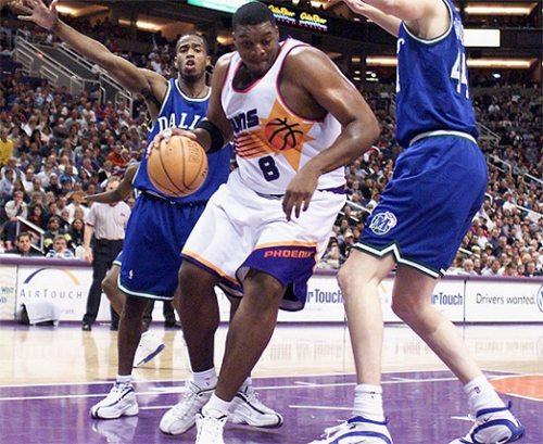6. Oliver Miller GÇô Basketball