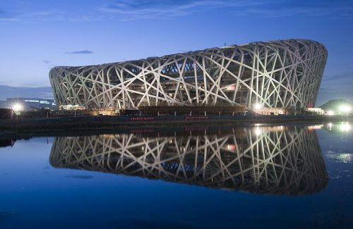1. Beijing National Stadium, Beijing, China