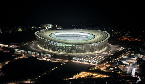 10. Cape Town Stadium, Cape Town, South Africa
