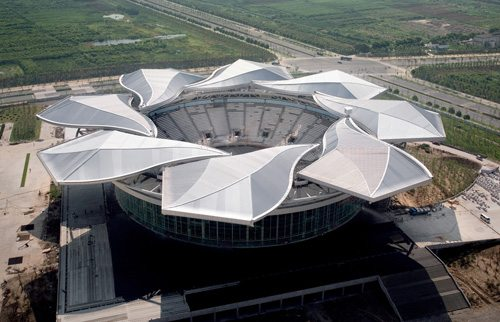 11. Qizhong Forest Sports City Arena, Shanghai, China