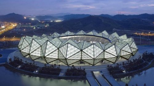 14. Universiade Sports Center, Shenzhen, China