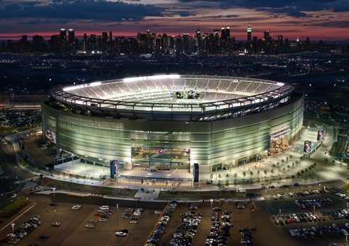 15. MetLife Stadium, East Rutherford, New Jersey