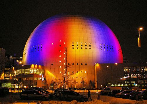19. Ericsson Globe, Stockholm, Sweden
