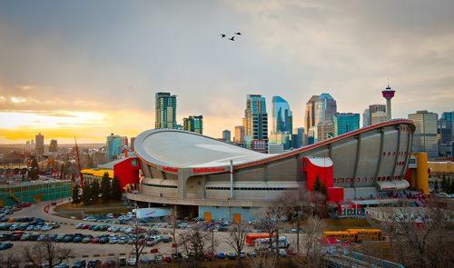20. Scotiabank Saddledome, Calgary, Canada