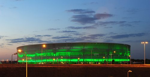 23. Municipal Stadium, Wrocław, Poland