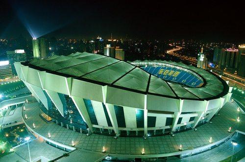 24. Shanghai Stadium, Shanghai, China
