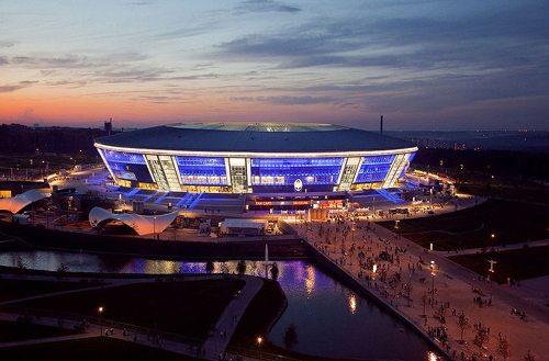 26. Donbass Arena, Donetsk, Ukraine