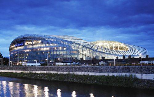 27. Aviva Stadium, Dublin, Ireland