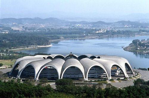 28. Rungnado May Day Stadium, Pyongyang, North Korea