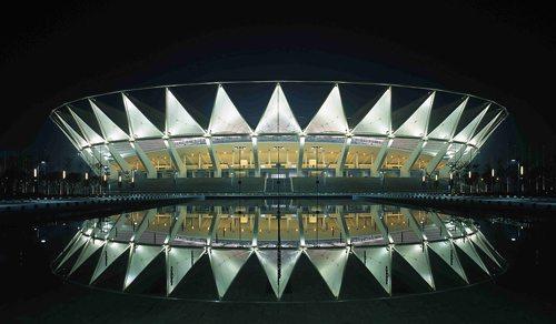 30. Century Lotus Stadium, Foshan, China