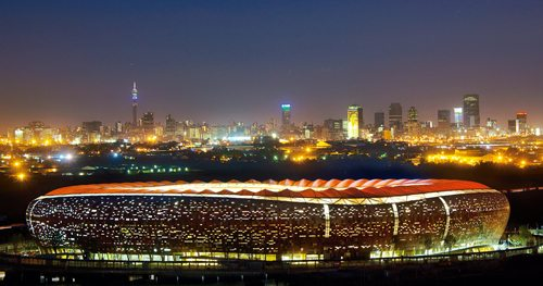 4. FNB Stadium, Johannesburg, South Africa