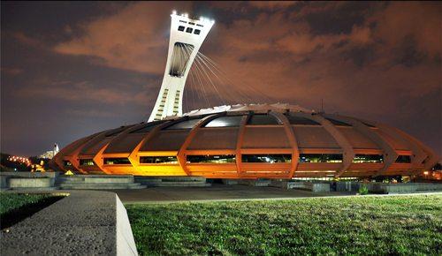 5. Olympic Stadium, Montreal, Canada