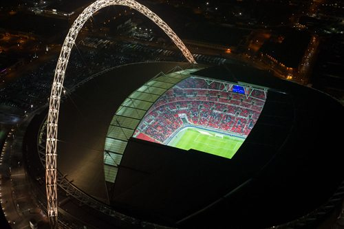 8. Wembley Stadium, London, England