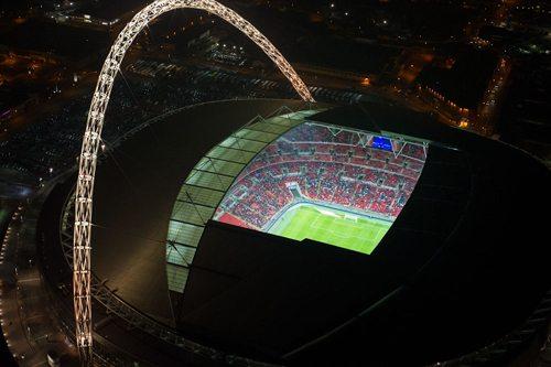 8. Wembley Stadium, London, England