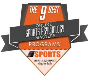 Sports Management top college for psychology majors